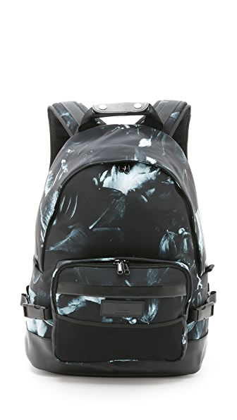 AMI Small Printed Backpack