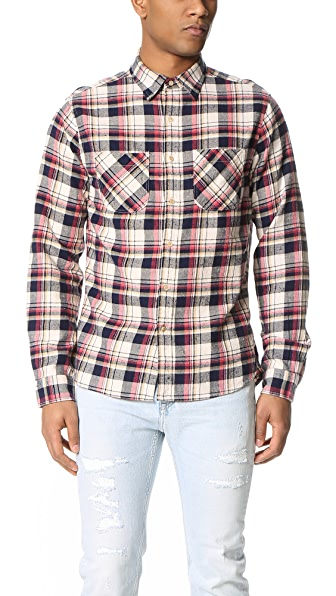 Alex Mill Spring Flannel Shirt