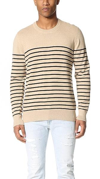 Alex Mill French Stripe Sweater