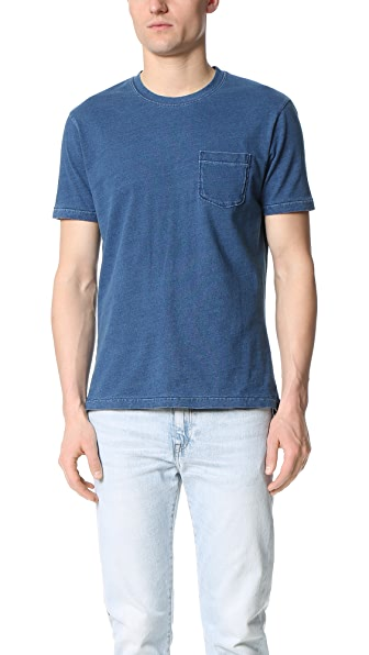 Alex Mill Light Indigo Tee