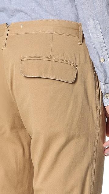 Alex Mill Lightweight Trousers