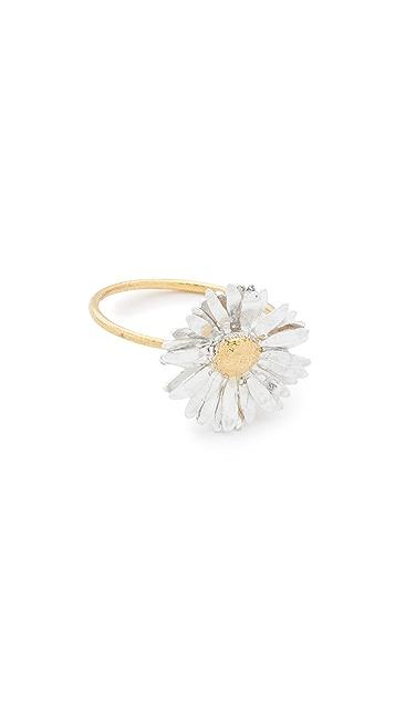 Alex Monroe Big Daisy Ring