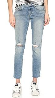 AMO Укороченные джинсы-скинни Stix