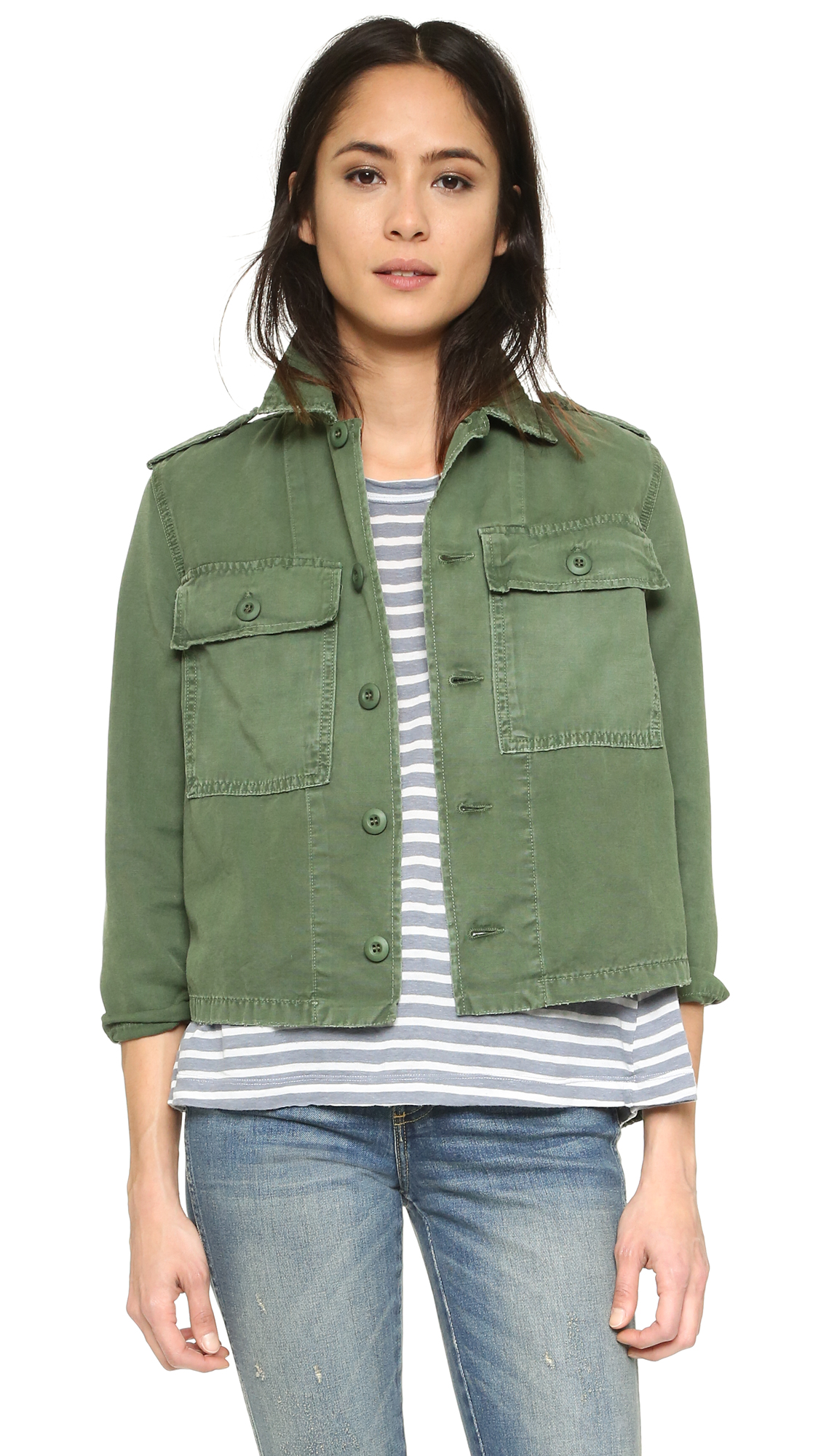 AMO Army Shirt Jacket | SHOPBOP