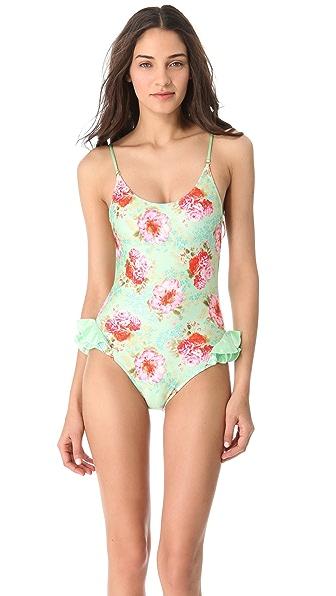 Amore & Sorvete Daisy One Piece Swimsuit