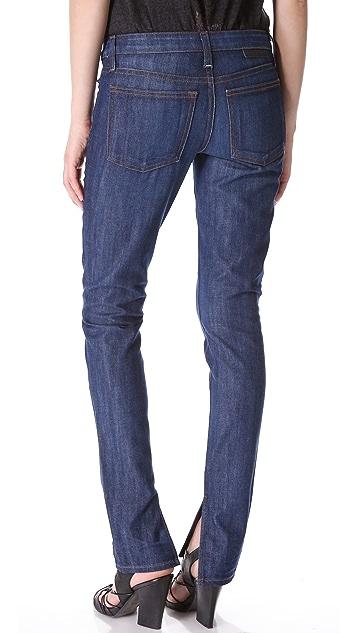 A.N.D. Jackson 150 Wears Slouchy Cigarette Jeans