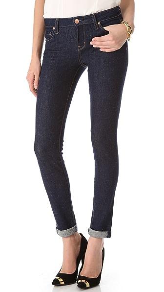 A.N.D. Bailey 50 Wears Rolled Skinny Jeans