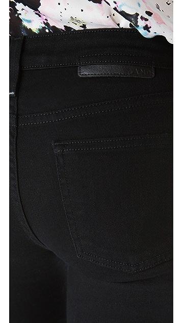 A.N.D. Jackson 50 Wears Slouchy Cigarette Jeans