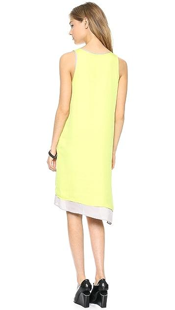 And B Britt Scoop Neck Dress