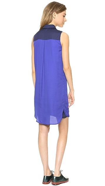 And B Cammy Hidden Placket Dress