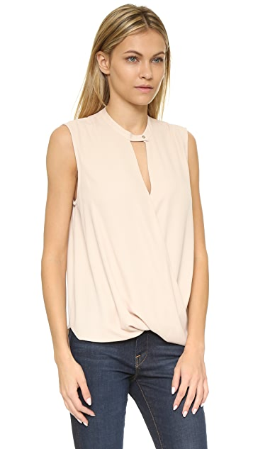 And B Signature Sleeveless Top