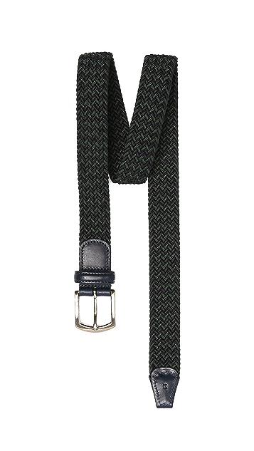 Anderson's Multicolored Woven Belt