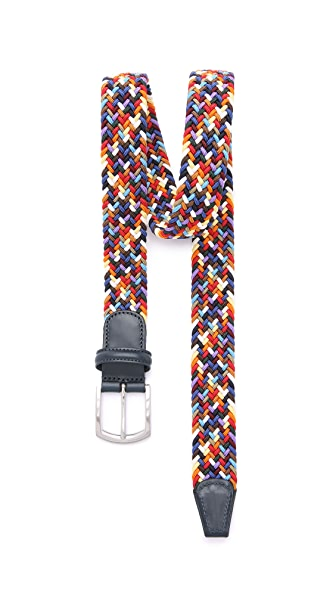 Anderson's Multicolor Stretch Woven Belt