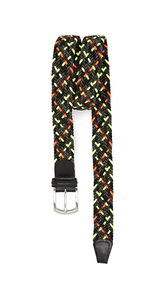 Anderson's Multicolor Woven Stretch Belt