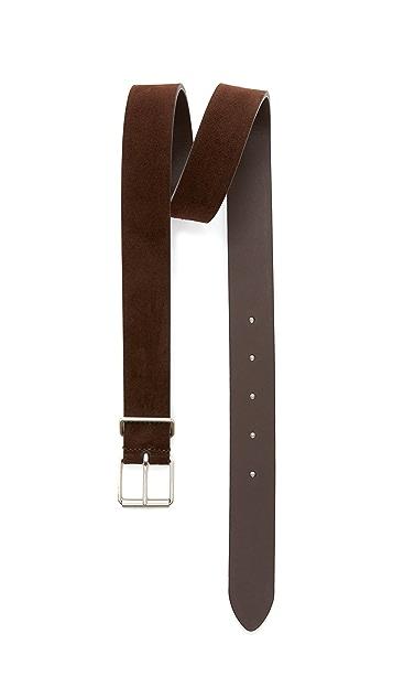 Anderson's Slim Suede Belt
