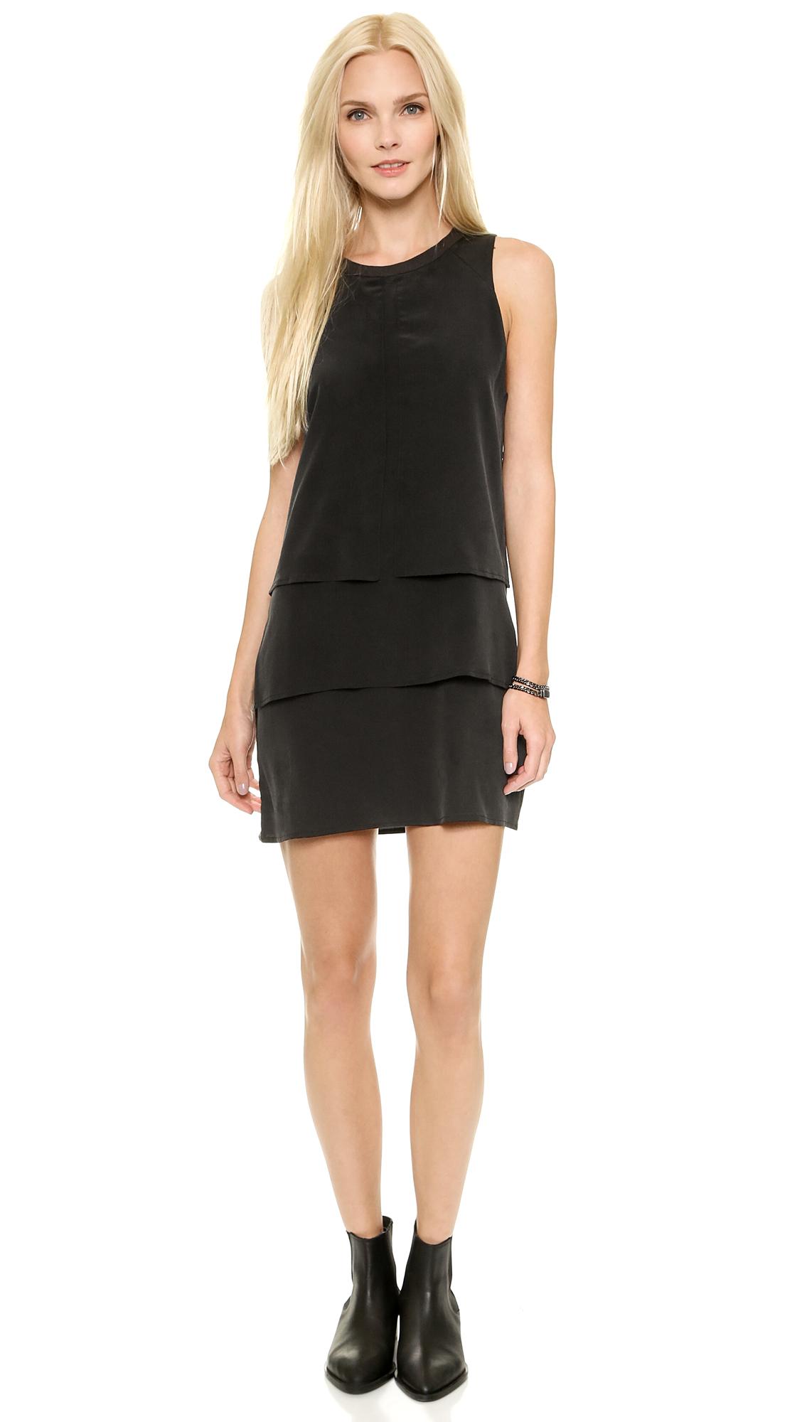 ANINE BING Three Layer Dress | SHOPBOP