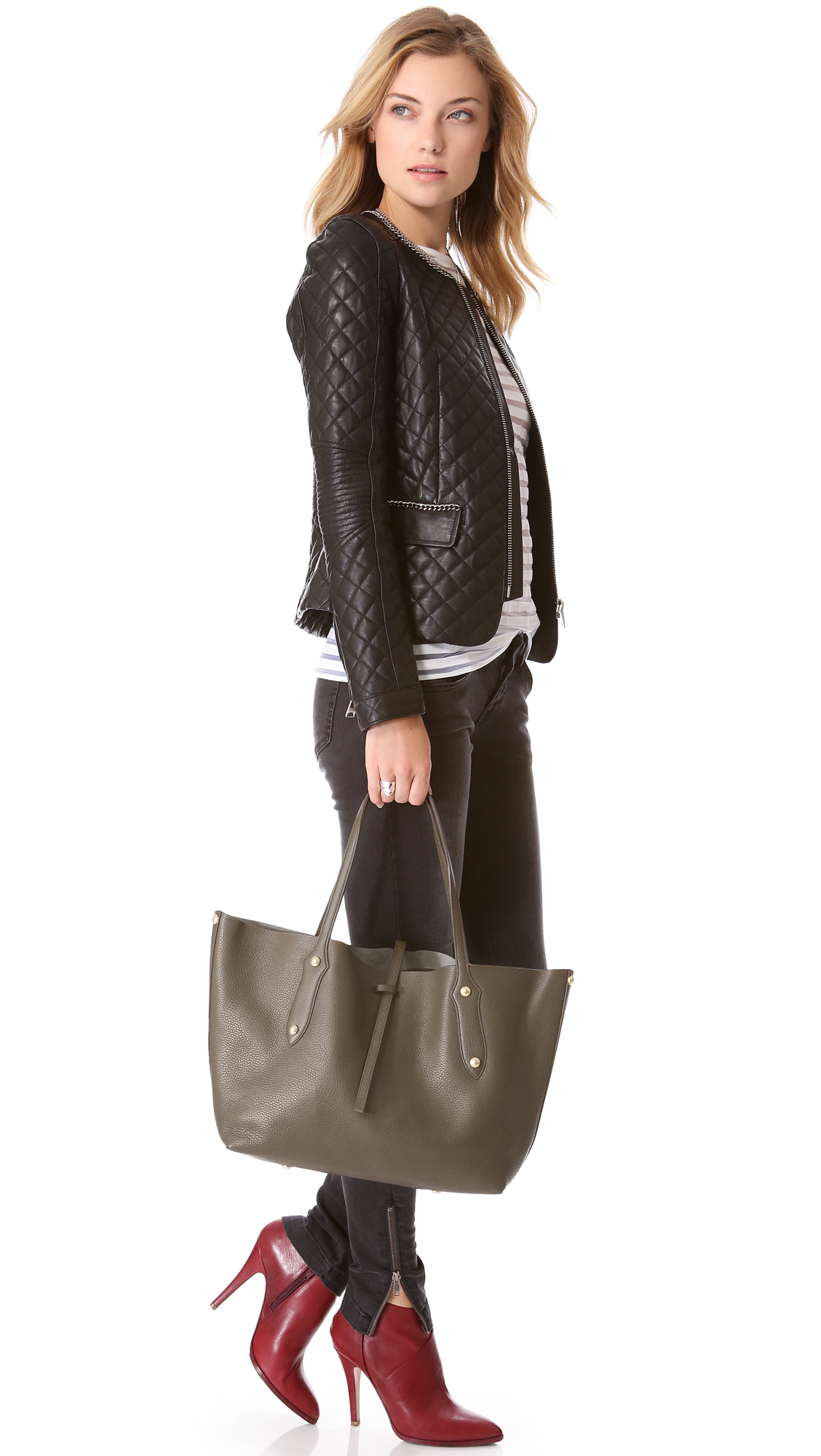Annabel Ingall Small Isabella Tote  85090563f5f47