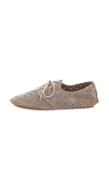 Anniel Soft Structure Oxfords
