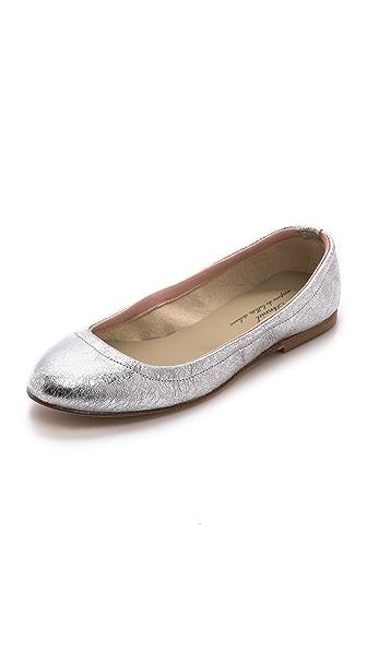 Anniel Elastic Ballerina Flats
