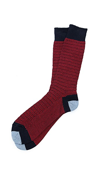 Anonymous Ism Thermal Striped Socks