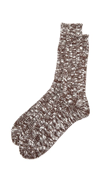 Anonymous Ism Marled Crew Socks