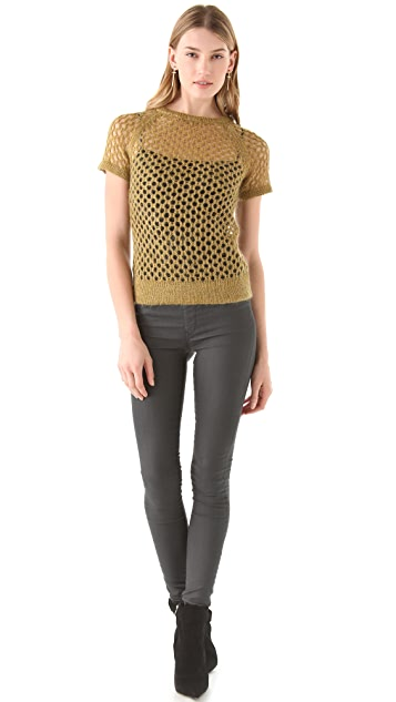 Antipodium Navarino Sweater Tee
