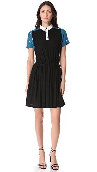 Antipodium Playpal Print Dress