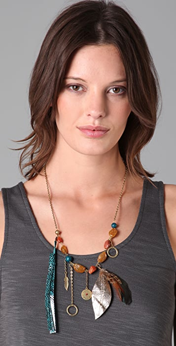 Antik Batik Engy Big Necklace
