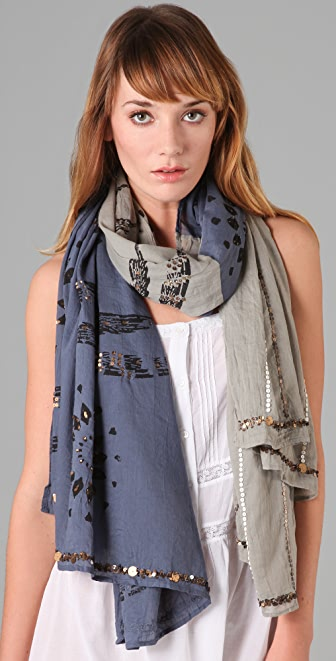 Antik Batik Aries Scarf / Pareo