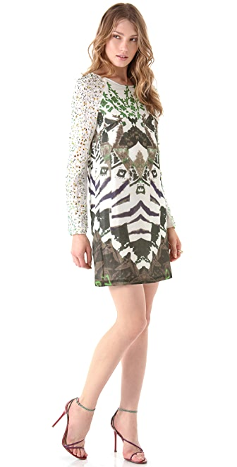 Antik Batik Opyla Mini Dress