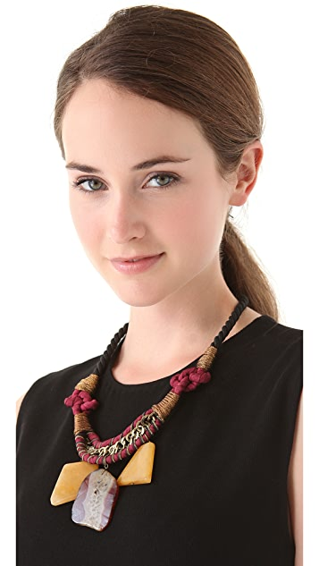 Antik Batik Lou Big Necklace