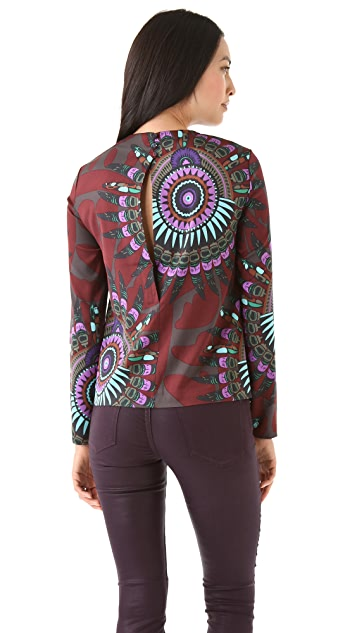 Antik Batik Dotha Long Sleeve Tee