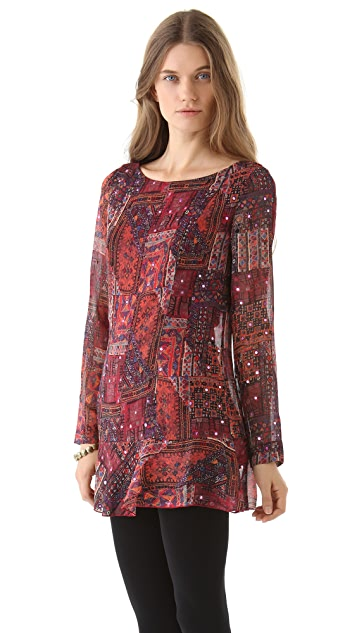 Antik Batik Adela Mini Dress