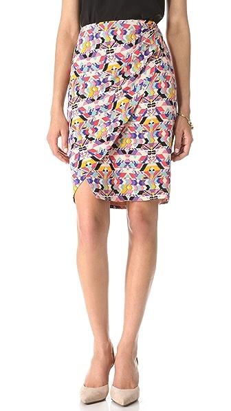 Antik Batik Beau Draped Skirt