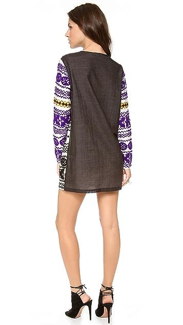 Antik Batik Ardi Embellished Dress