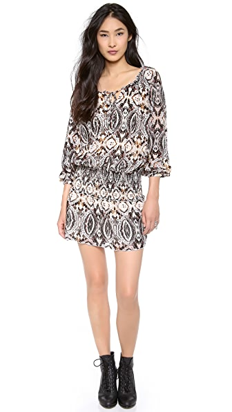 Antik Batik Vee Mini Dress