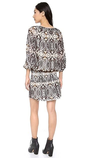 Antik Batik Vee Mini Dress