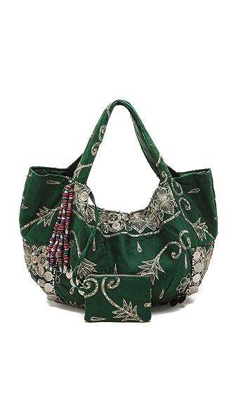 Antik Batik Saro Cabas Bag