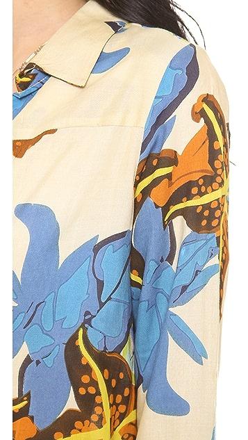 Antik Batik Alizee Djellabah Dress