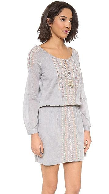 Antik Batik April Embroidered Dress