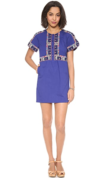 Antik Batik Emiliet Dress