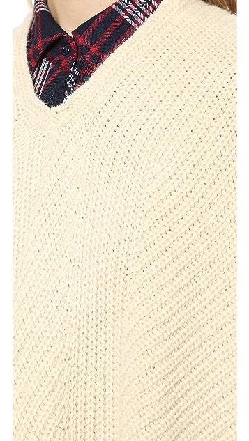 Antik Batik Bradley Poncho