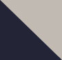 Linen Ivory/Navy