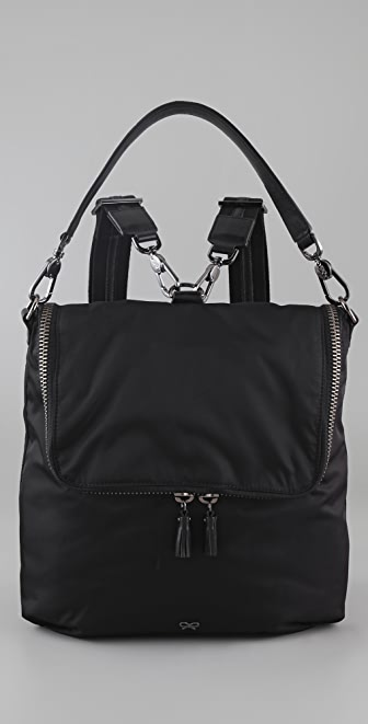 Anya Hindmarch Maxi Zip Backpack