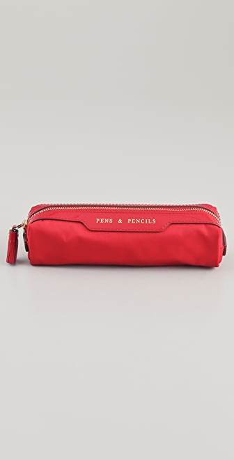 Anya Hindmarch Pens & Pencils Case