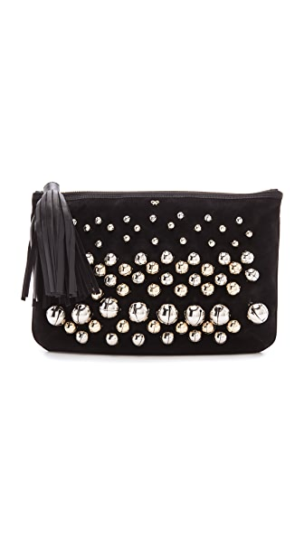 Anya Hindmarch Jingle Clutch