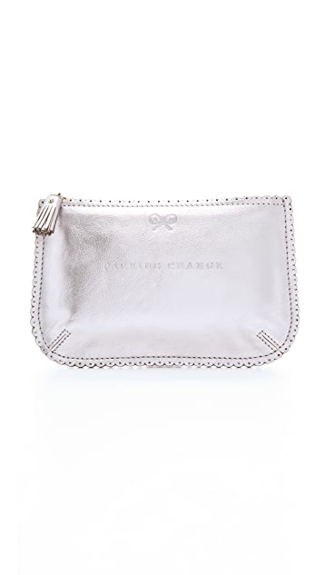 Anya Hindmarch Loose Pockets Parking Change Pouch