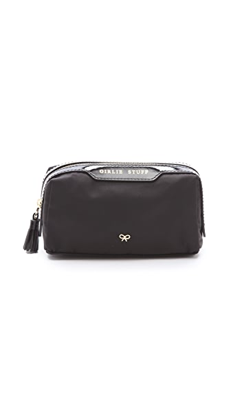 Anya Hindmarch Girlie Stuff Cosmetic Pouch