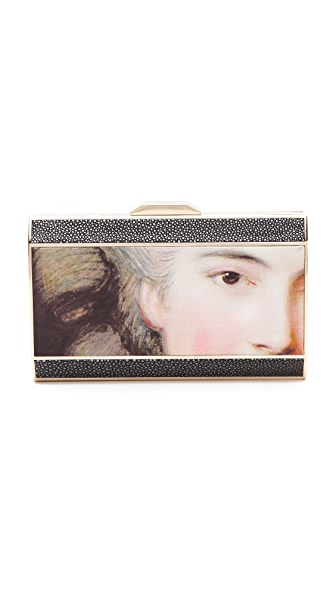 Anya Hindmarch Duchess Lady Clutch