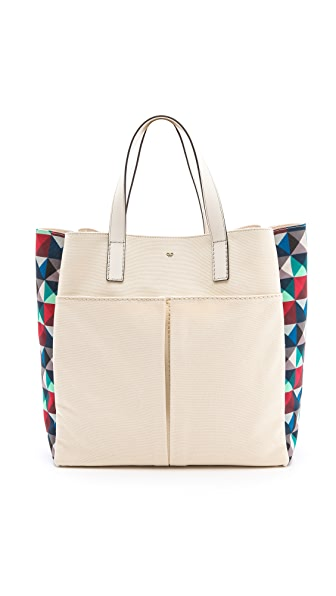Anya Hindmarch Nevis Eye Twister Tote